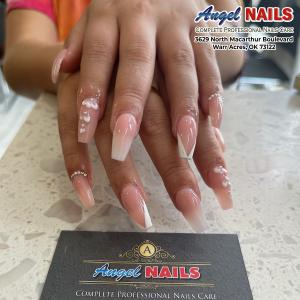 Angel Nails - What is better for your nails gel or dip?